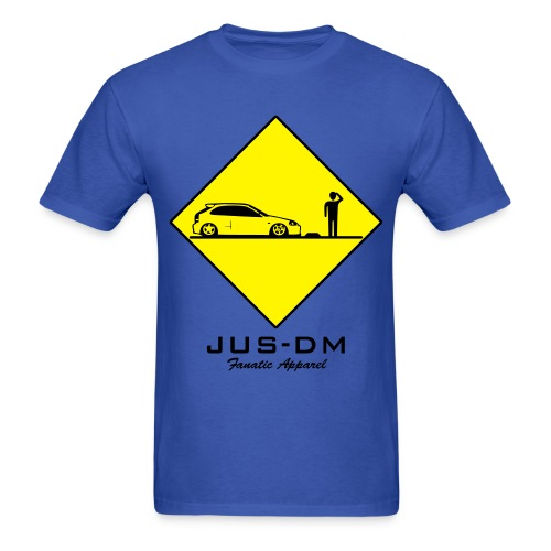 EK Speed Bump - Men's T-Shirt