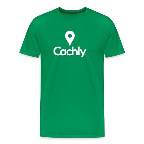 Cachly Men's T-Shirt - Men's Premium T-Shirt