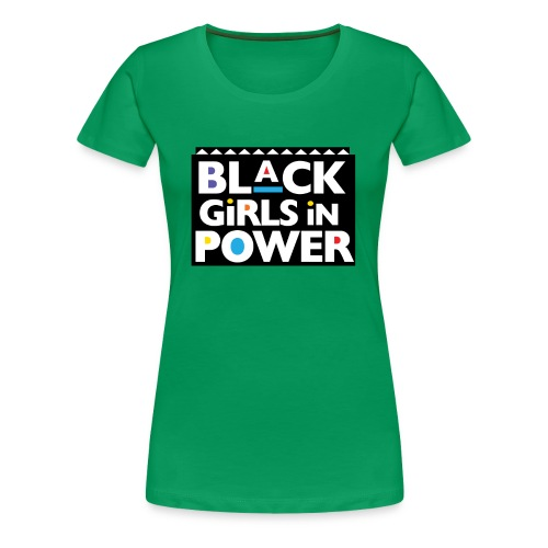 BGIP 1ST EDITION - Women's Premium T-Shirt