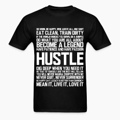 HUSTLE T-Shirts