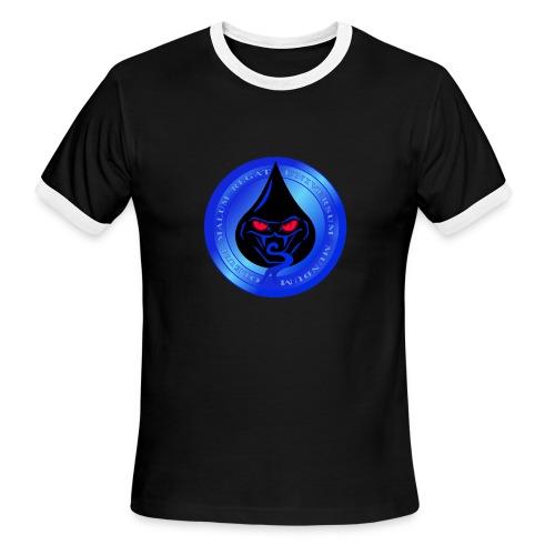 Big Bad Oil Logo - Men's Ringer T-Shirt