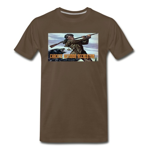 Fun with Wildlife - Men's Premium T-Shirt
