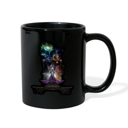 The Elegance Of Trilia Fractal Portrait NSE - Full Color Mug