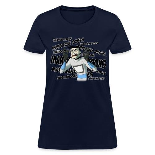 Mahogany Doors - Women's Tee - Women's T-Shirt