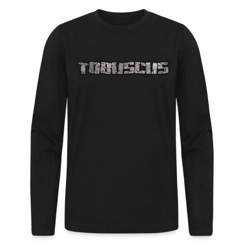 TOBUSCUS - Men's Long Sleeve T-Shirt by Next Level