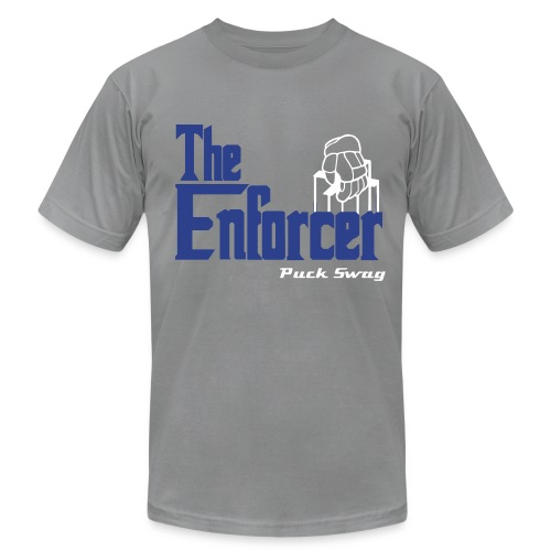 AA The Enforcer - Men's Fine Jersey T-Shirt