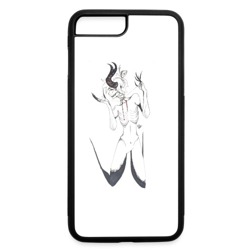 devil  - iPhone 7 Plus/8 Plus Rubber Case