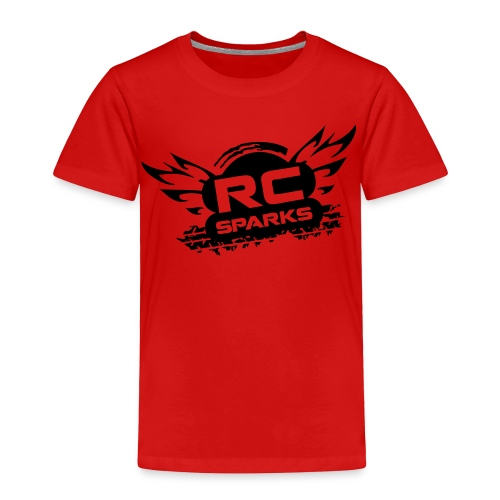 RCSparks Logo - YouTube - Toddler Premium T-Shirt