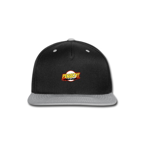 Penalty ! - Snap-back Baseball Cap