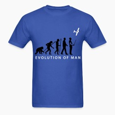 evolution_modellflieger_b_2c T-Shirts