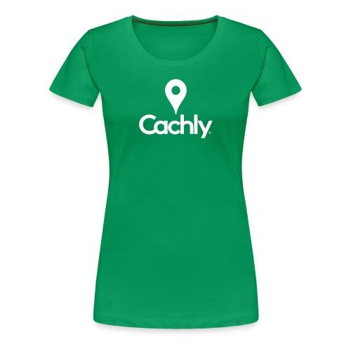 Cachly Women's T-Shirt - Women's Premium T-Shirt