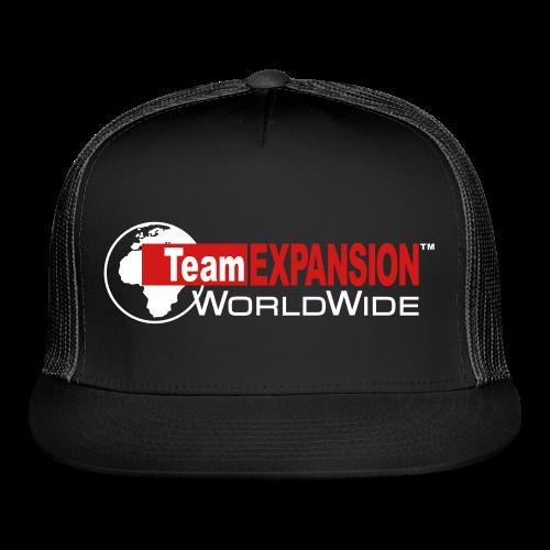 TEX Trucker Hat (Black) - Trucker Cap