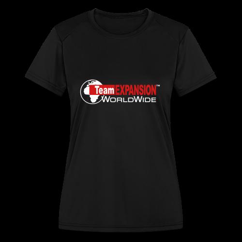 TEX Women's Performance T-Shirt - Women's Moisture Wicking Performance T-Shirt