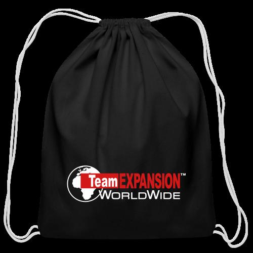 TEX Cotton Drawstring Bag - Cotton Drawstring Bag