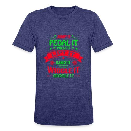 Move It Tri-Blend Tee - Unisex Tri-Blend T-Shirt