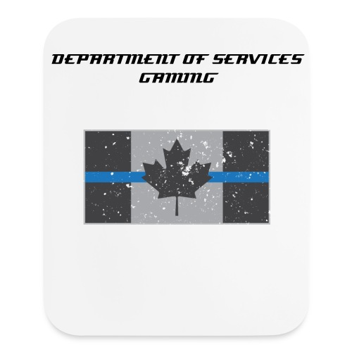DOS Gaming Canada Mouse Pad - Mouse pad Vertical