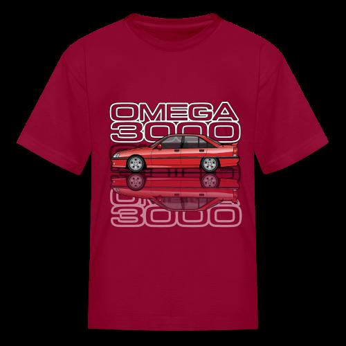Blitz Omega A, Carlton 3000 GSi 24V Red - Kids' T-Shirt