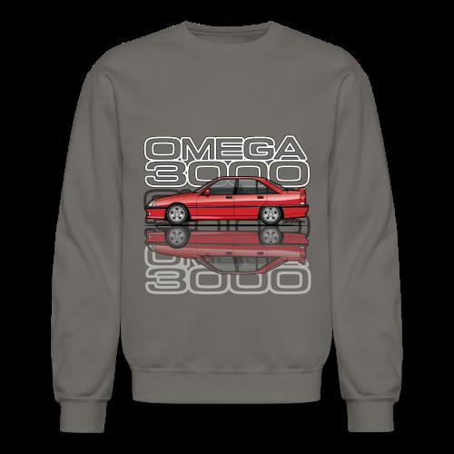 Blitz Omega A, Carlton 3000 GSi 24V Red - Crewneck Sweatshirt