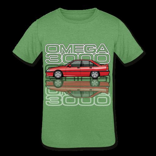 Blitz Omega A, Carlton 3000 GSi 24V Red - Kids' Tri-Blend T-Shirt