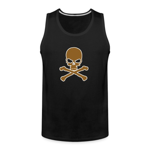 WXW Bone tank top - Men's Premium Tank