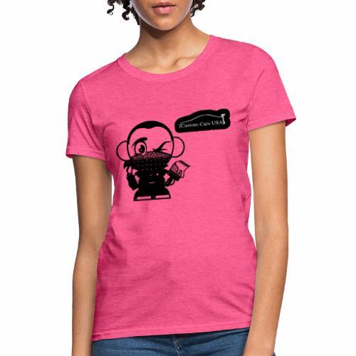 Paint CCU logo Women - Women's T-Shirt