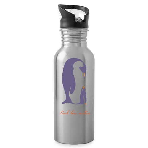 Teach, Love, Nurture - Water Bottle