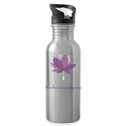 Kindness is Contagious - Water Bottle