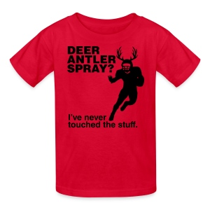 Deer Antler Spray Shirt - Kids' T-Shirt