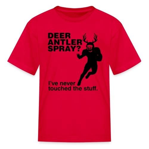 Deer Antler Spray Shirt - Kids' T-Shirt