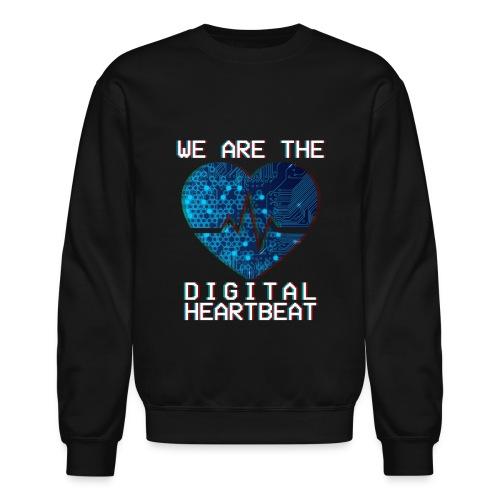 Digital Men's Crewneck Sweatshirt - Crewneck Sweatshirt