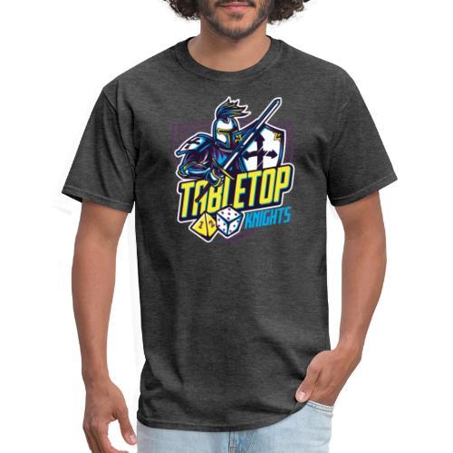 Tabletop Knights Men's T-Shirt - Men's T-Shirt