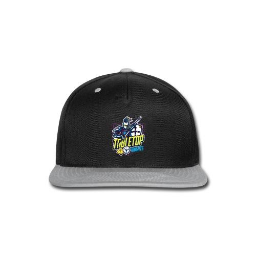 Tabletop Knights Snapback Hat! - Snap-back Baseball Cap