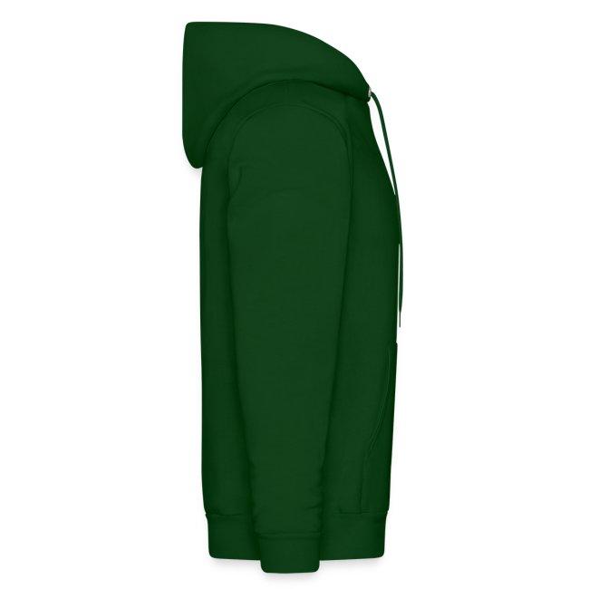 Medium Weight Slipped Sleeve Hoody