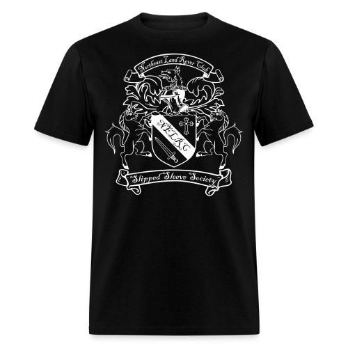 Slipped Sleeve Society lightweight T - Men's T-Shirt