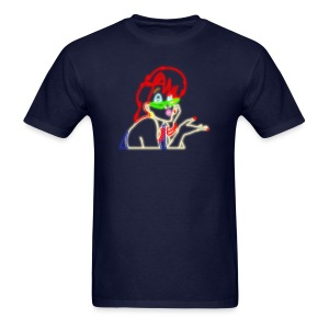 Neon Janine - Men's T-Shirt
