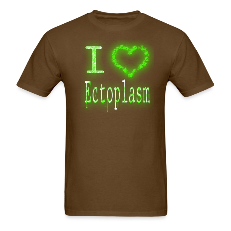I heart Ectoplasm - Men's T-Shirt