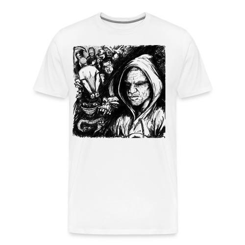 DEMONS - Men's Premium T-Shirt
