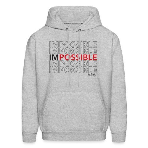 ImPossible Hoodie - Men's Hoodie