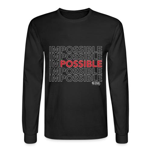 ImPossible Men's Long Sleeve T-Shirt - Men's Long Sleeve T-Shirt