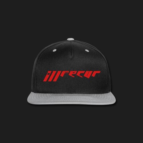 illrecur Snap-back Baseball Cap - Snap-back Baseball Cap