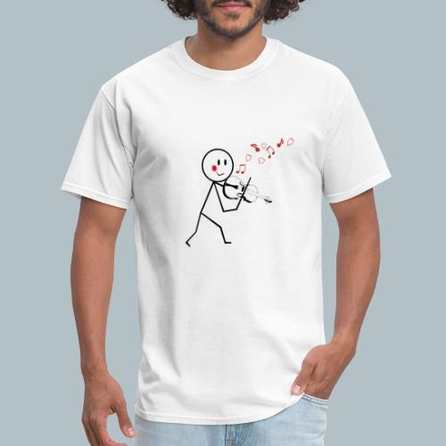Lovers Seranading Matching - Men's T-Shirt
