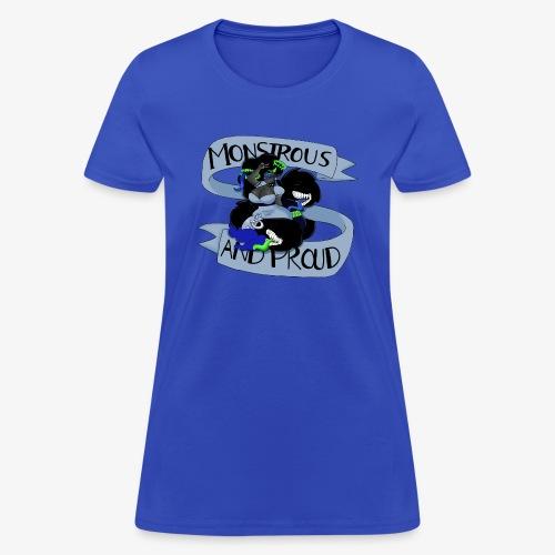 Ailith- Monstrous Women's Tee - Women's T-Shirt