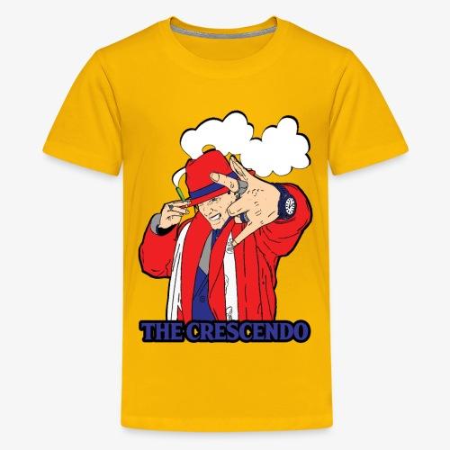 The Crescendo LP Kids T-Shirt - Kids' Premium T-Shirt