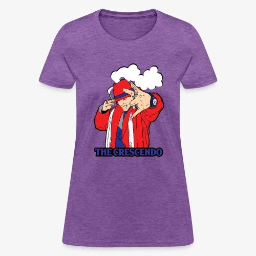 The Crescendo LP Womens T-Shirt - Women's T-Shirt