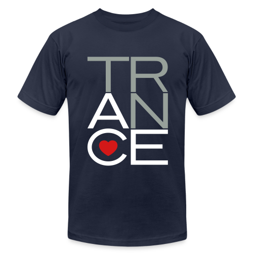 Love, Trance - Men's  Jersey T-Shirt
