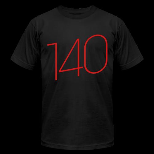 140 - Male - Men's  Jersey T-Shirt