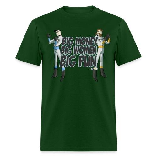 Sipsco Motto - Men's Tee - Men's T-Shirt