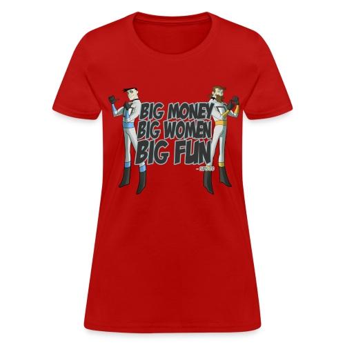 Sipsco Motto - Women's Tee - Women's T-Shirt