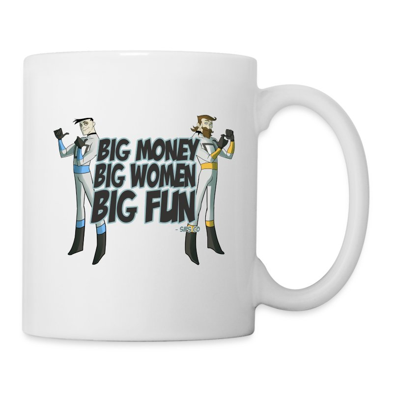 Sipsco Motto - Mug - Coffee/Tea Mug