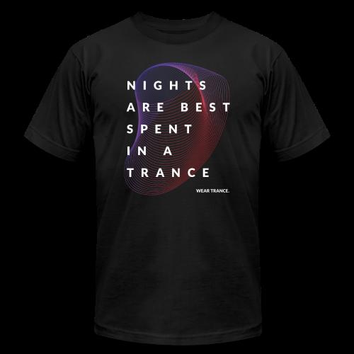 Nights - Men's  Jersey T-Shirt